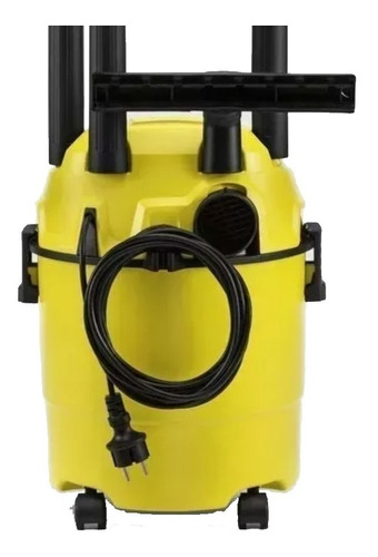 hidrolavadora karcher k2 compact + aspiradora wd1