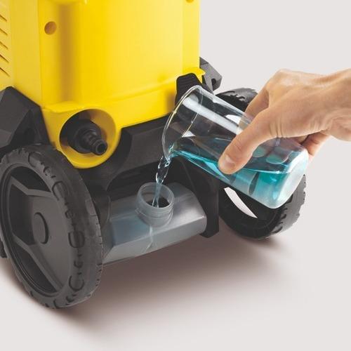 hidrolavadora karcher k3 car 1700 psi + accesorios gratis!