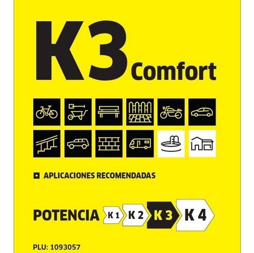 hidrolavadora karcher k3 comfort envío gratis