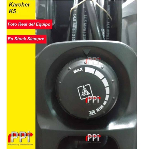hidrolavadora karcher k5 145bar 1400w lanza filtro manguera