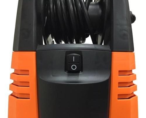 hidrolavadora kushiro 200 bar alta presión 2600w lavadero