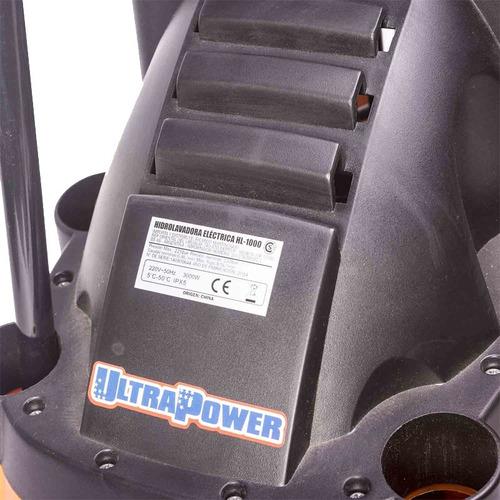 hidrolavadora lusqtoff 225bar 3000w profesional hl-1000