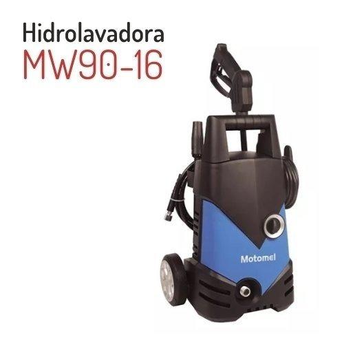 hidrolavadora motomel 1600w