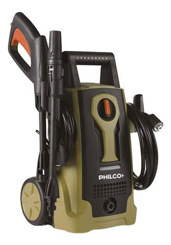 hidrolavadora philco 105 bar 1400w auto stop lanza espuma