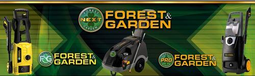 hidrolavadora profesional forest&garden pro h10170m 170 bar