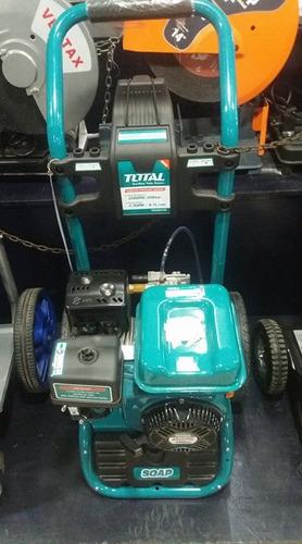 hidrolavadora total profesional 5hp de 3000psi a gasolina