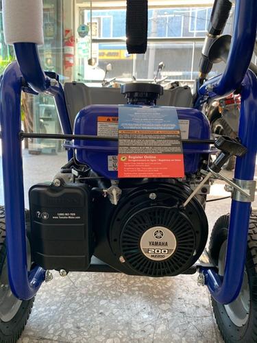 hidrolavadora yamaha pw3028 - motor 4t - en motoswift