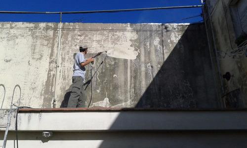 hidrolavados -  limpieza de frentes - limpieza de vidrios