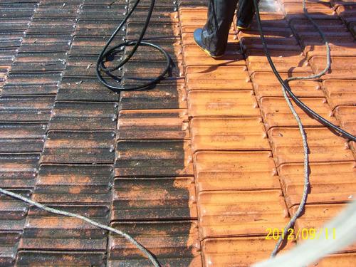 hidrolavados tejas - tarquini - pisos - paredes - piscinas