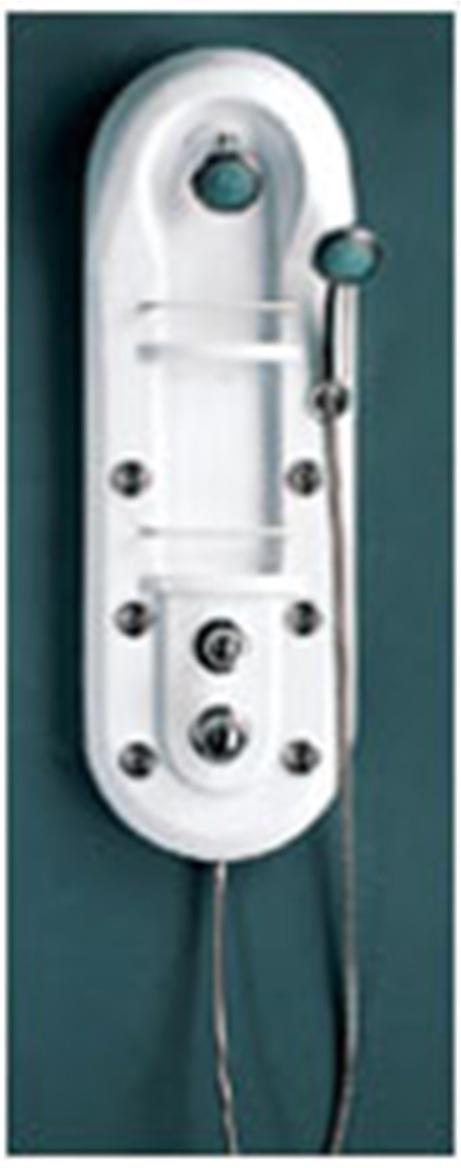 Panel de hidromasaje con 6 toberas /ducha de hidro para baño   us ...