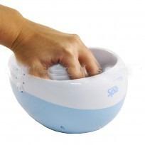hidromasaje spa manos y uñas multicolor highligh teknikpro