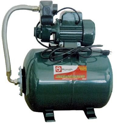 hidroneuático  1hp con tanque de 52 litros