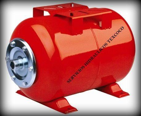 hidroneumatico de 60 lts con bomba pedrollo cpm610 de 3/4 hp