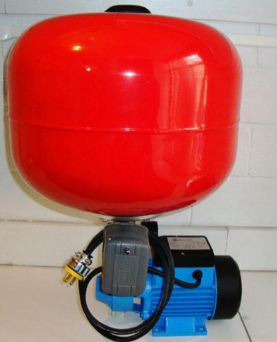 hidroneumático ecónomico con bomba periférica de 0.5 hp