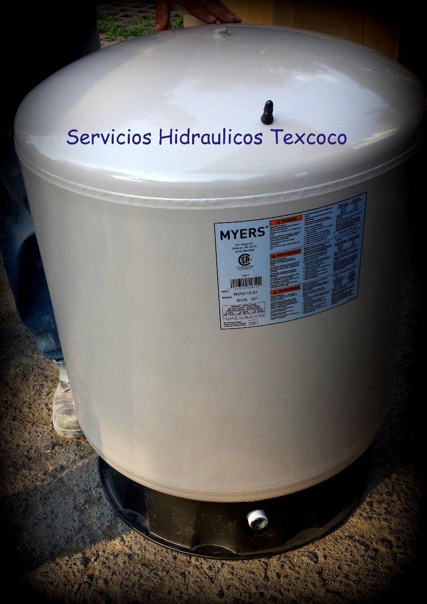 Hidroneumatico myers de 200 lts bomba pedrollo tipo jet for Hidroneumatico pedrollo