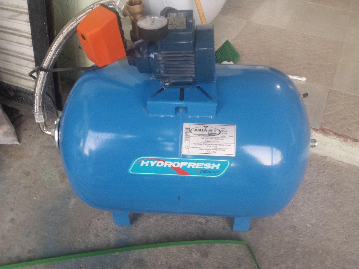Hidroneumatico pedrollo de 50 litros garantia de fabrica for Costo hidroneumatico