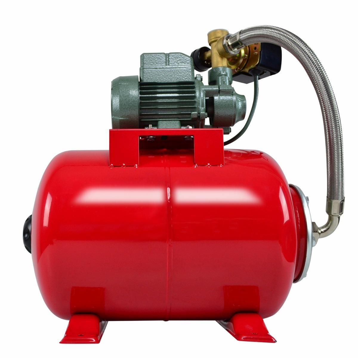 hidroneumatico shimge bonasa 1 2 hp horizontal 24lts