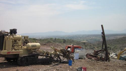 hidrotrack ecm370 ingersoll rand remanufacturado año 2000