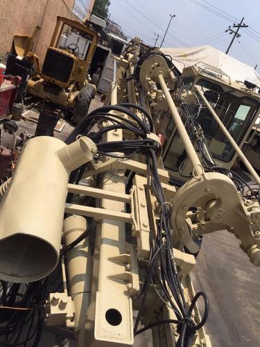hidrotrack ecm580 perforadora ingersoll rand / 672