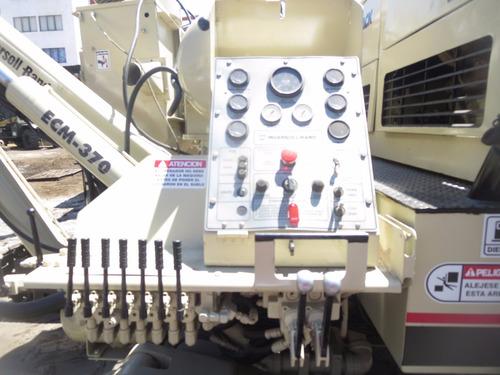 hidrotrack ecm730 ingersoll rand track drill