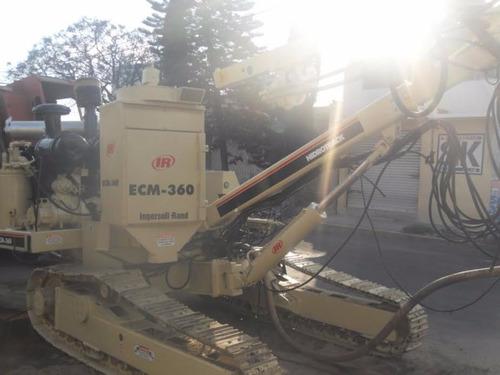 hidrotrack ingersoll rand ecm360 track drill 350 ir hidro