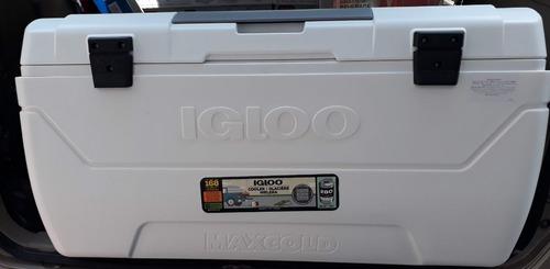 hielera igloo maxcold con ventanilla 156 l 280 latas (usa)
