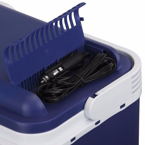 hielera portátil conecta al auto 22 lts + adaptador ac