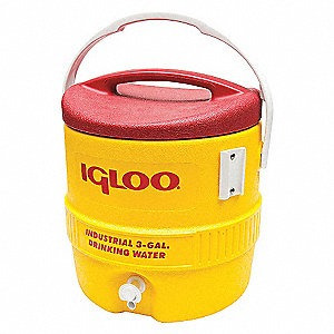 hieleras igloo® termo hielera de (3 galones) nueva en caja