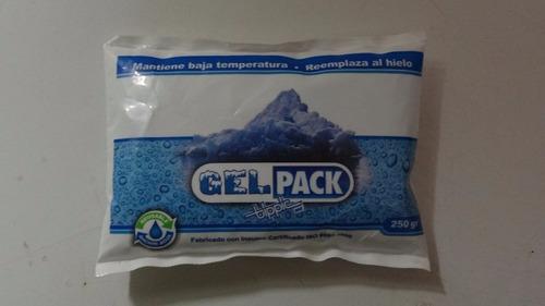 hielo gel empaques flexibles frio y calor  500 cc