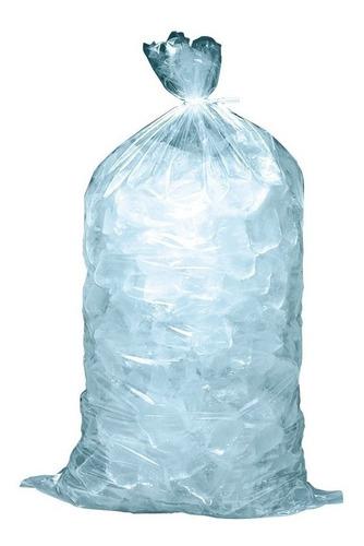 hielo macizo en bolsas de 5 y 20kg!!