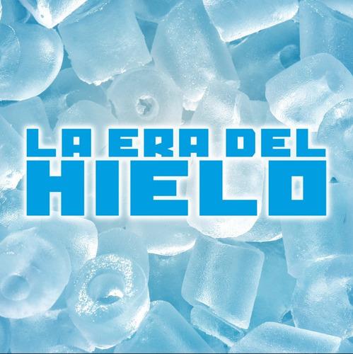 hielo macizo, mucho mas rendimiento!! bolsa de 20kg