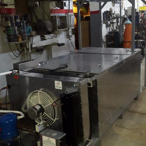 hielo matic maq fabricadora hielo barras 25 kilos cada uno.