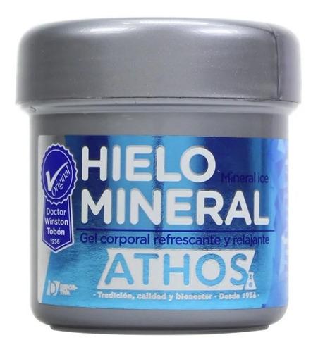 hielo mineral por 200 gramos