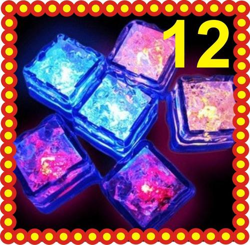 hielos luminosos fiesta