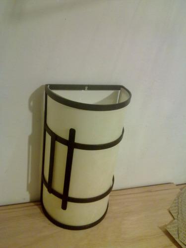 hierro forjado,aplique  pared,decoracion,iluminacion,ofertas