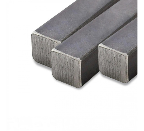 hierro macizo cuadrado *** 5/16 *** en largo de 6 mts.