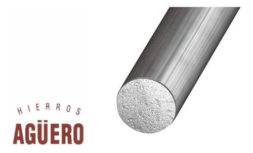 hierro macizo redondo *** 5/16 *** en largo de 6 mts.