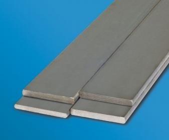 hierro planchuela 3/4 x 1/8 (19,1 x 3,2mm) | barra x 6 mtr