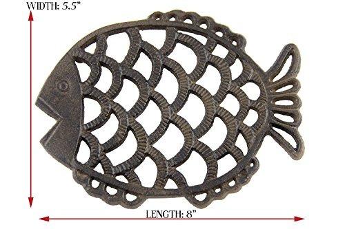 hierro salvamanteles para la cocina o mesa de comedor molde