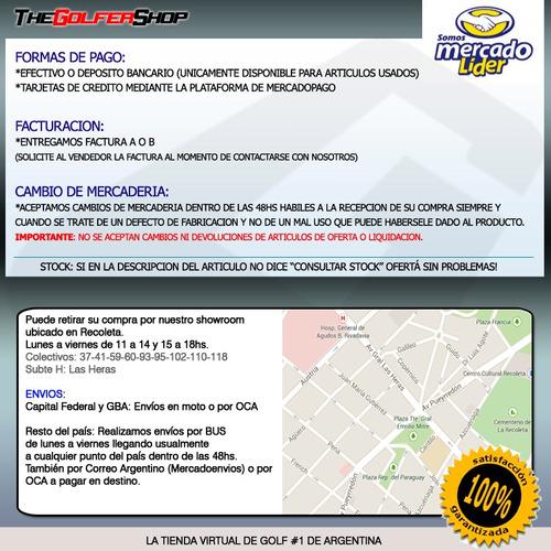 hierros bridgestone j33 combo oferta!  | the golfer shop
