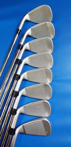 hierros golf ping g 400 stiff 4 al sw, 8 hierros como nuevo!