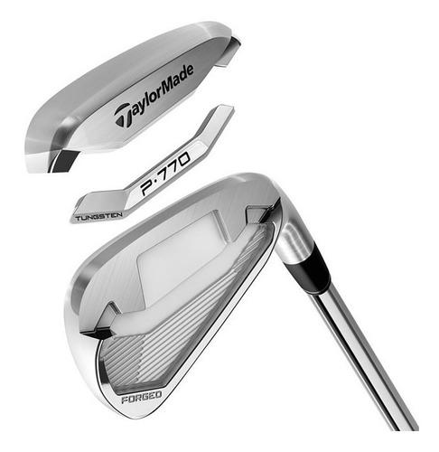 hierros taylormade p-770 4-p acero regular. golflab