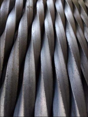 hierros torcidas para rejas
