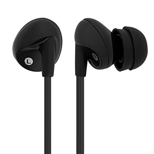 hifiman re300a black inline control earphone para android