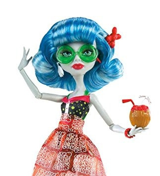 high muñeca juguete monster