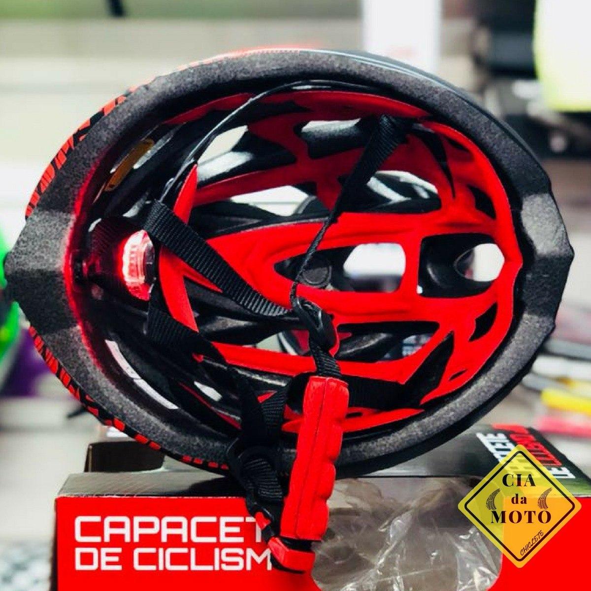 d560a8cd3 Capacete Bike Ciclismo Mtb High One Leone Bicicleta - R  159