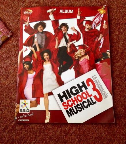 high school musical 3 álbum completo