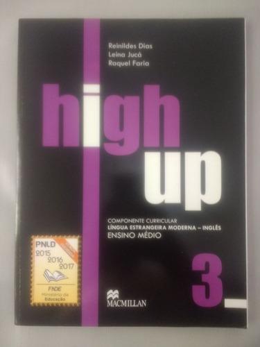 high up - lingua estrangeira inglês - ensino médio