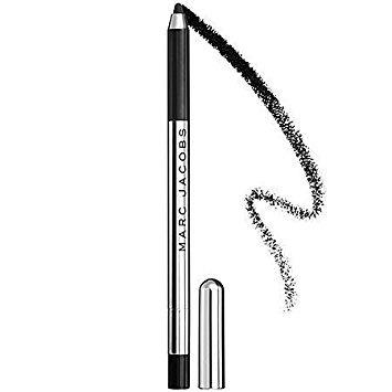 highliner - gel crayon marc jacobs belleza 0,1 oz blacquer