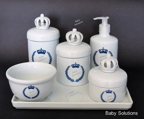higiene bebê kit